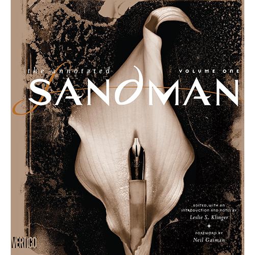 Annotated Sandman HC Vol 01