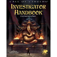 Investigator's Handbook: Call of Cthulhu 7th Edition