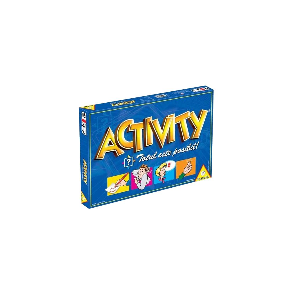 Activity: totul este posibil