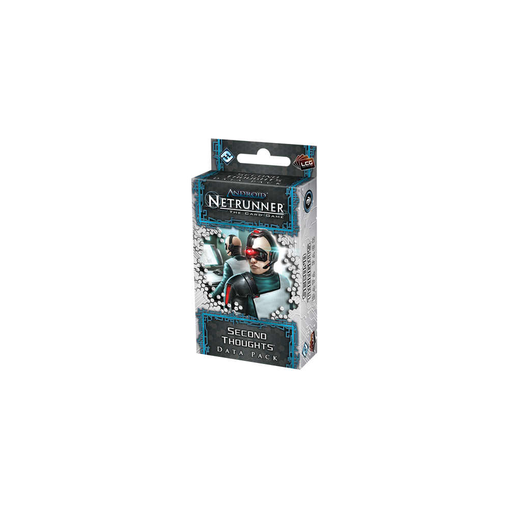 Android: Netrunner - Second Thoughts Data Pack
