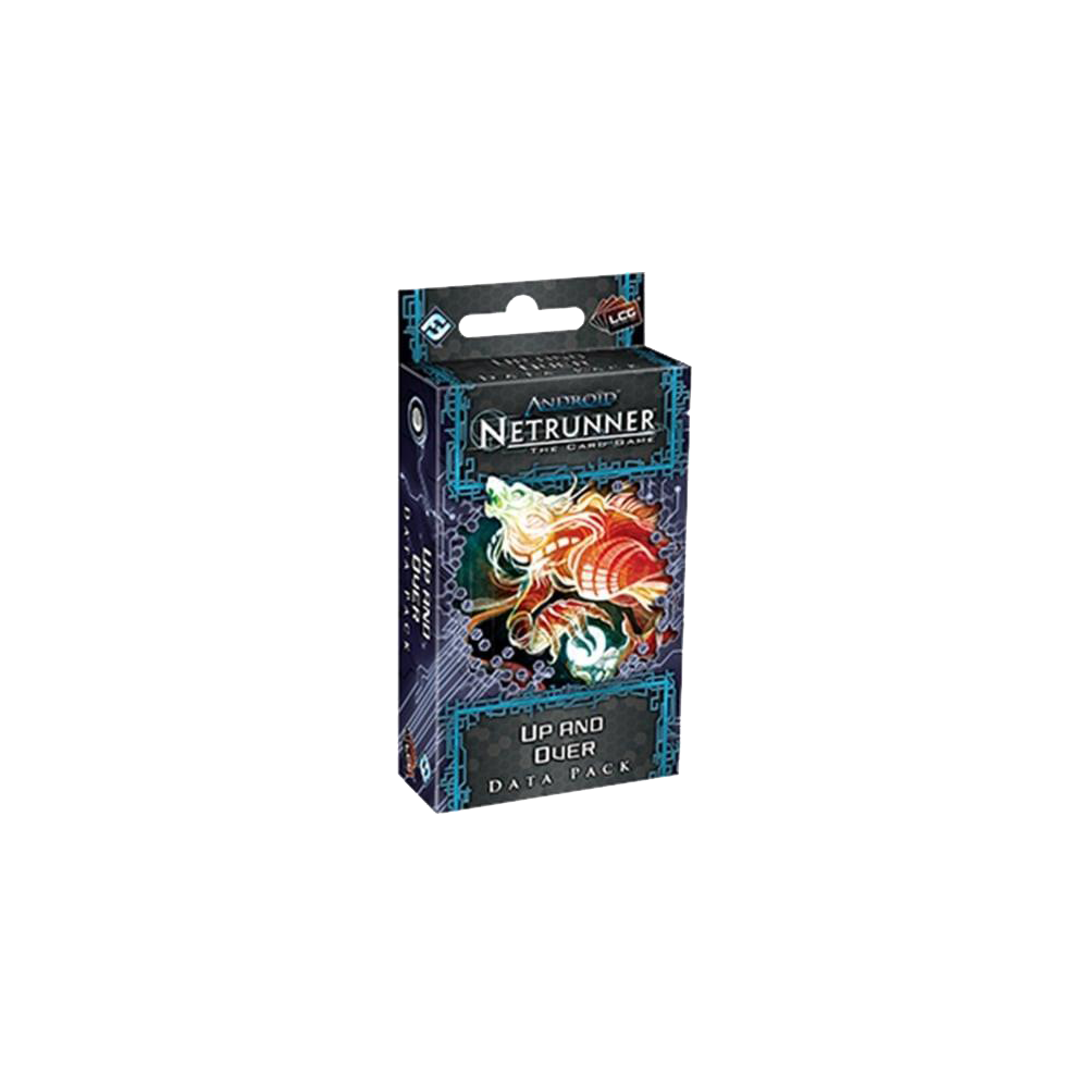 Android: Netrunner - Up and Over Data Pack