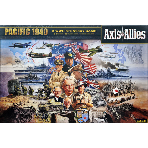 Axis & Allies: Pacific 1940