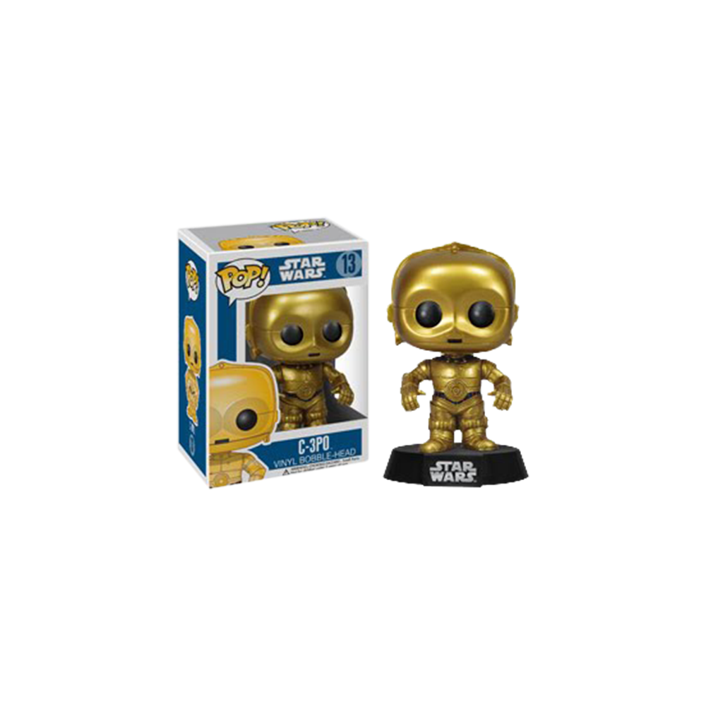 Funko Pop: Star Wars - C-3PO