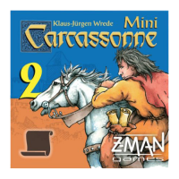 Carcassonne Mini 2: The Messengers