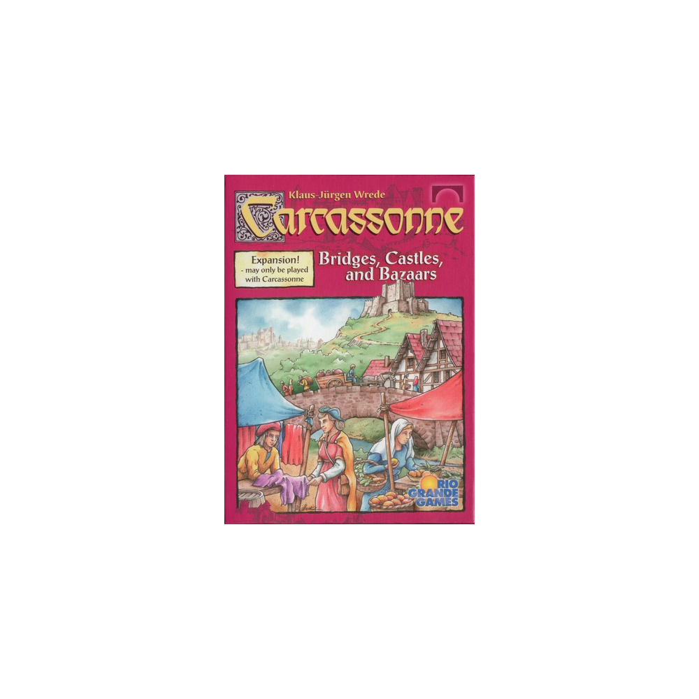 Carcassonne: Bridges