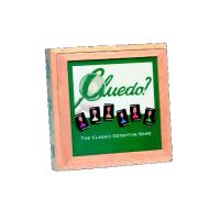 Cluedo: Nostalgia - Wooden Box