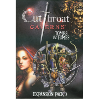 Cutthroat Caverns: Tomb and Tomes