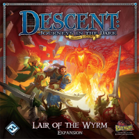Descent: Journeys in the Dark (ediţia a doua) – Lair of the Wyrm