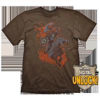Tricou DOTA 2 Chaos Knight