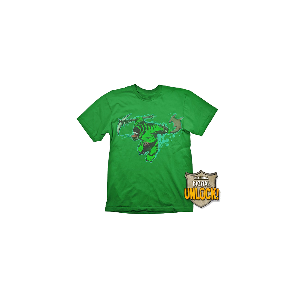 Tricou DOTA 2 Tide Hunter