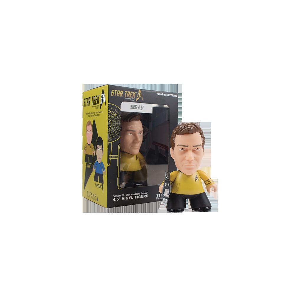 Star Trek TOS Titans Kirk (NYCC 2016)