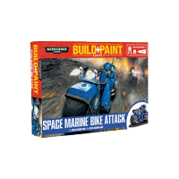 Warhammer: Space Marine Bike Attack