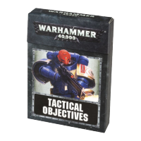 Warhammer 40.000: Tactical Objective Cards