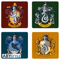 Set suport pahare: Harry Potter Houses