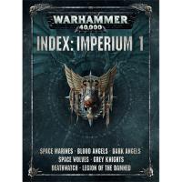 Warhammer 40.000 - Index: Imperium 1