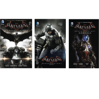Batman: Arkham Knight HC Vol 01-03