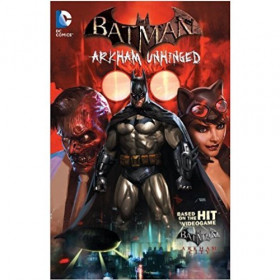 Set Batman Arkham Unhinged HC Vol 01-04