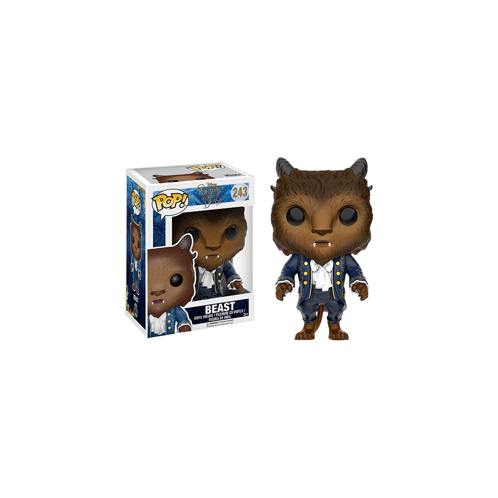 Funko Pop: Beauty and the Beast Live Action - Beast