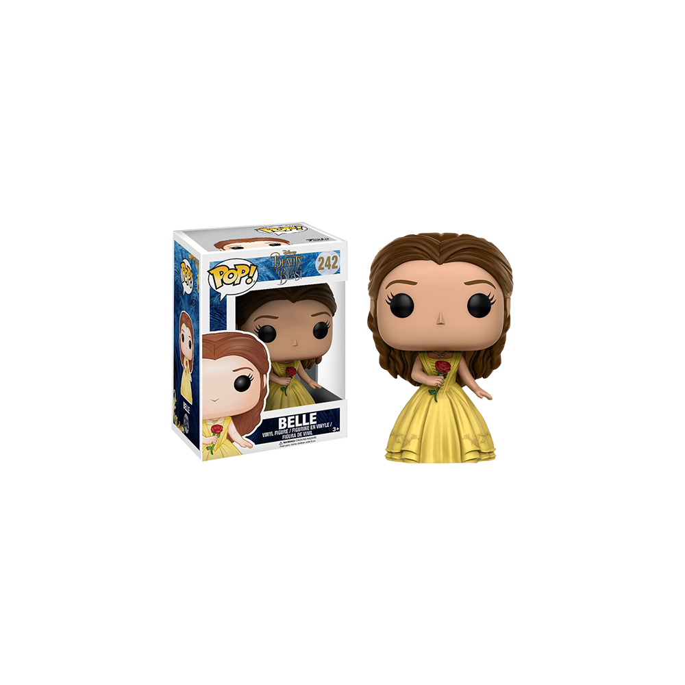 Funko Pop: Beauty and the Beast Live Action - Belle