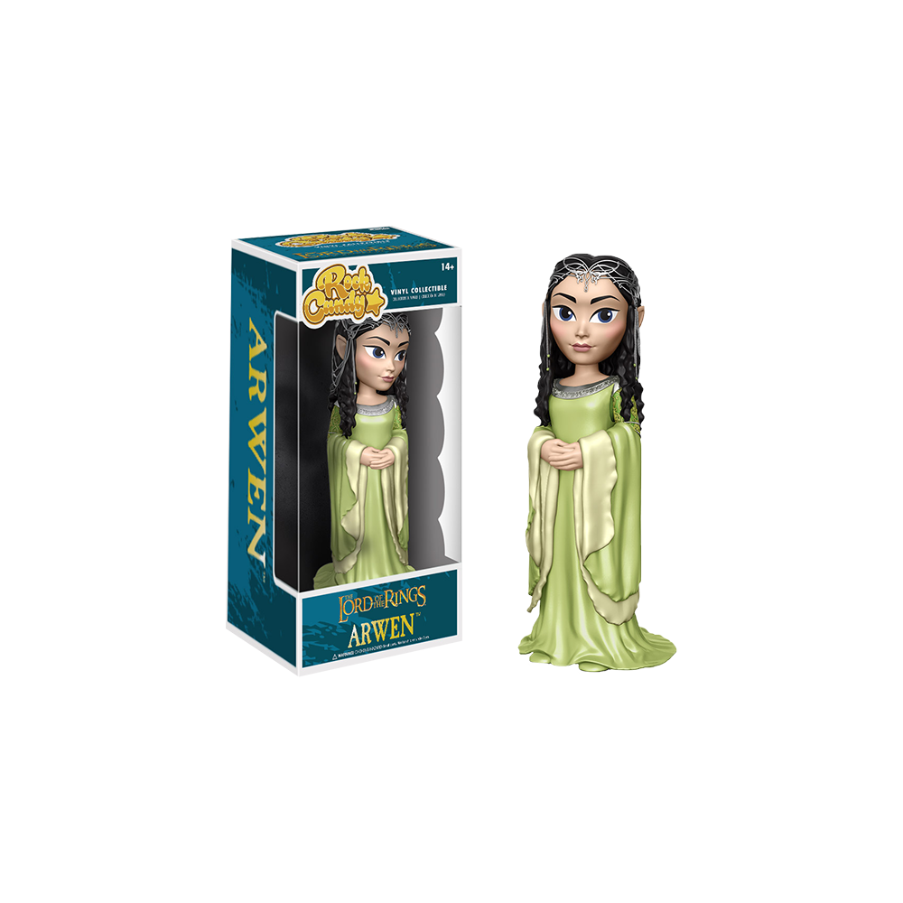 Funko Rock Candy: Lord Of The Rings - Arwen