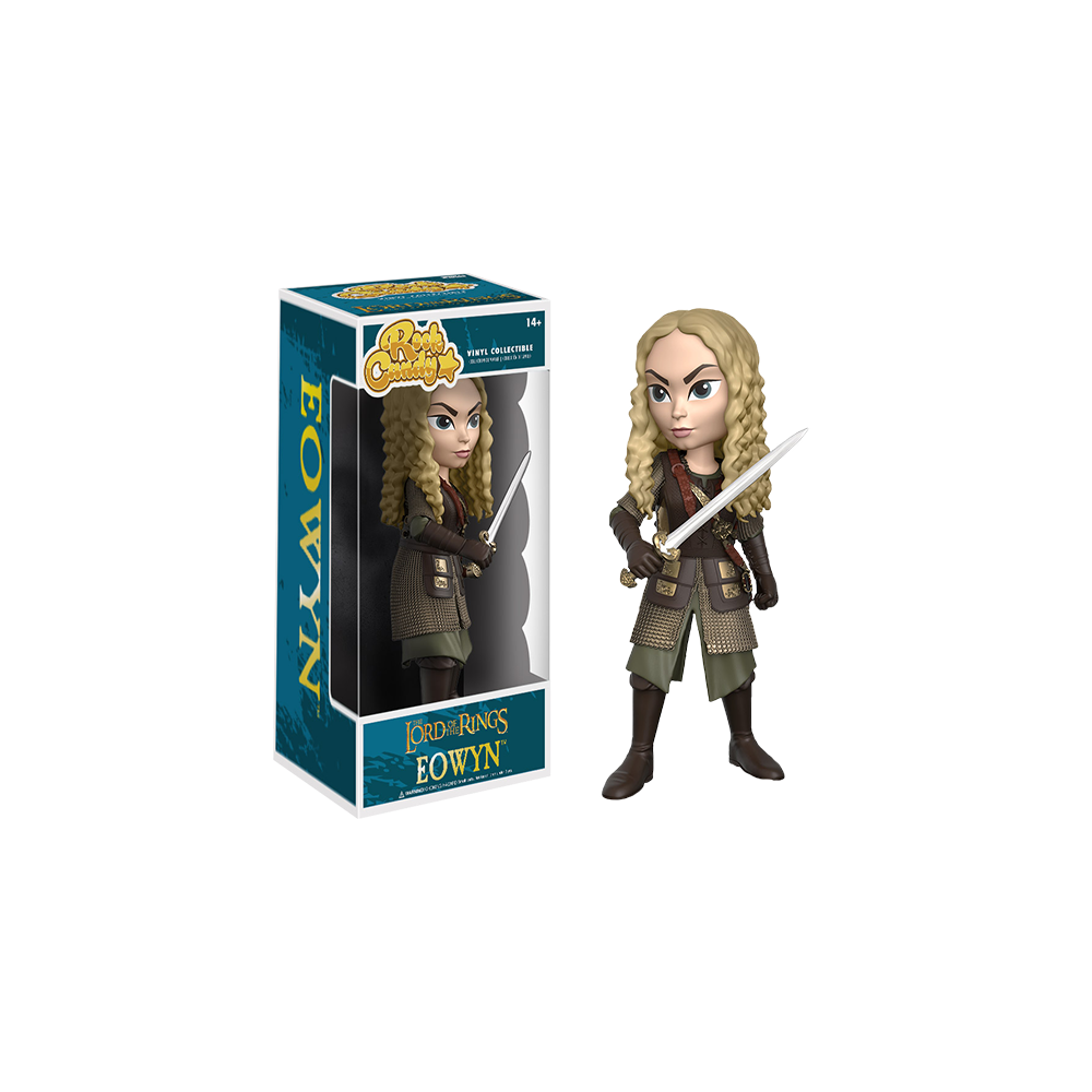 Funko Rock Candy: Lord Of The Rings - Eowyn