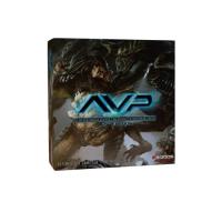 Alien vs Predator: The Hunt Begins ( second edition )