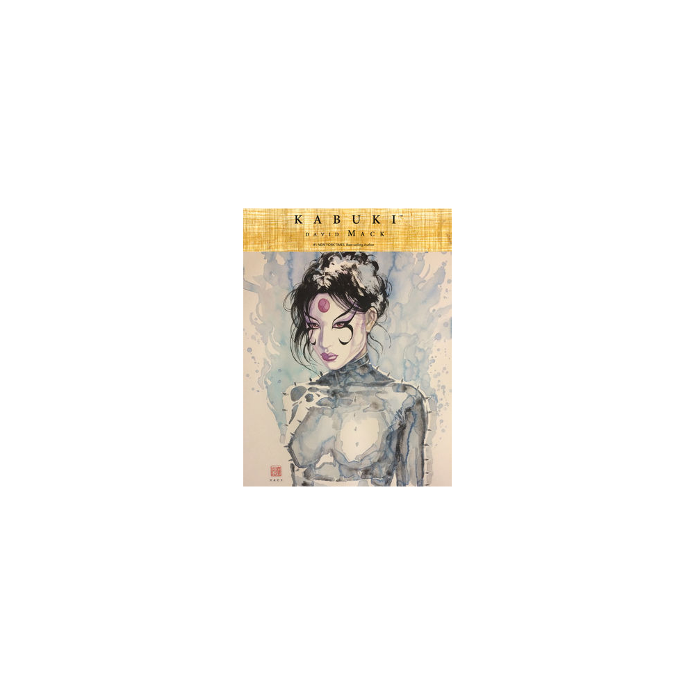 Kabuki Library Edition HC - Vol 04