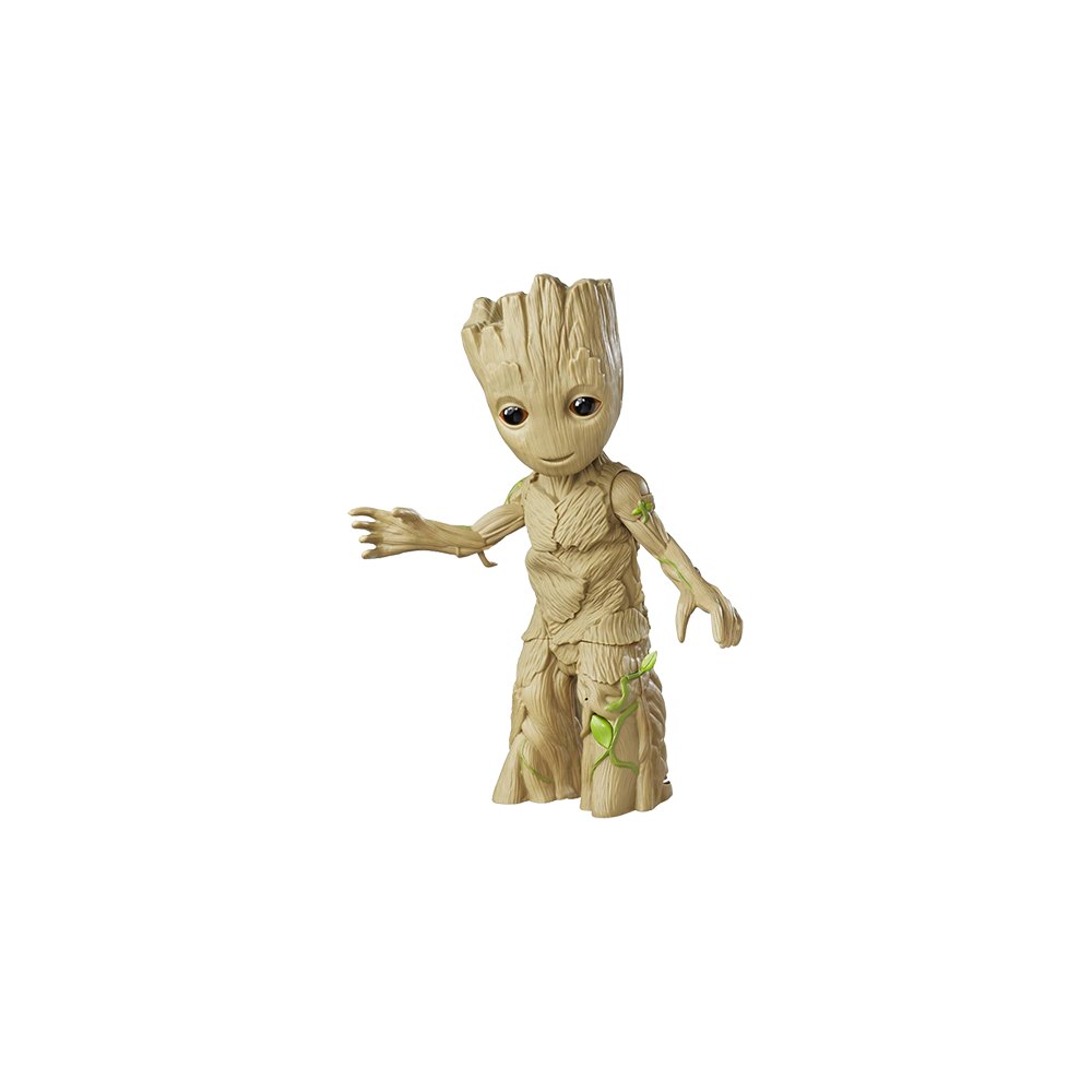 Figurină Interactivă cu sunet: Guardians of the Galaxy Vol.2 - Dancing Groot