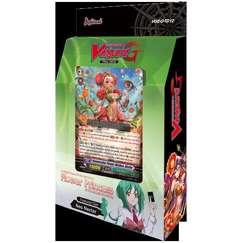 Cardfight!! Vanguard - Flower Princess of Abundant Blooming