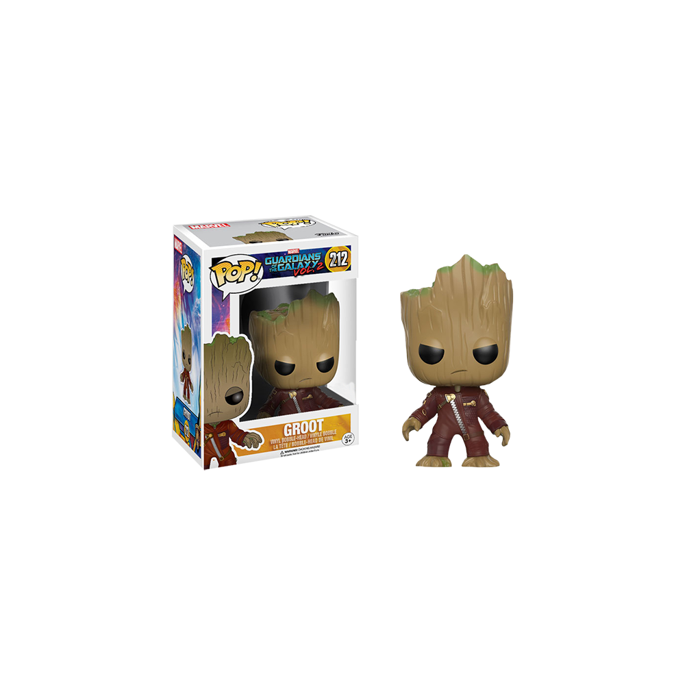 Funko Pop: Guardians of the Galaxy vol 2 - Angry Young Groot Suited