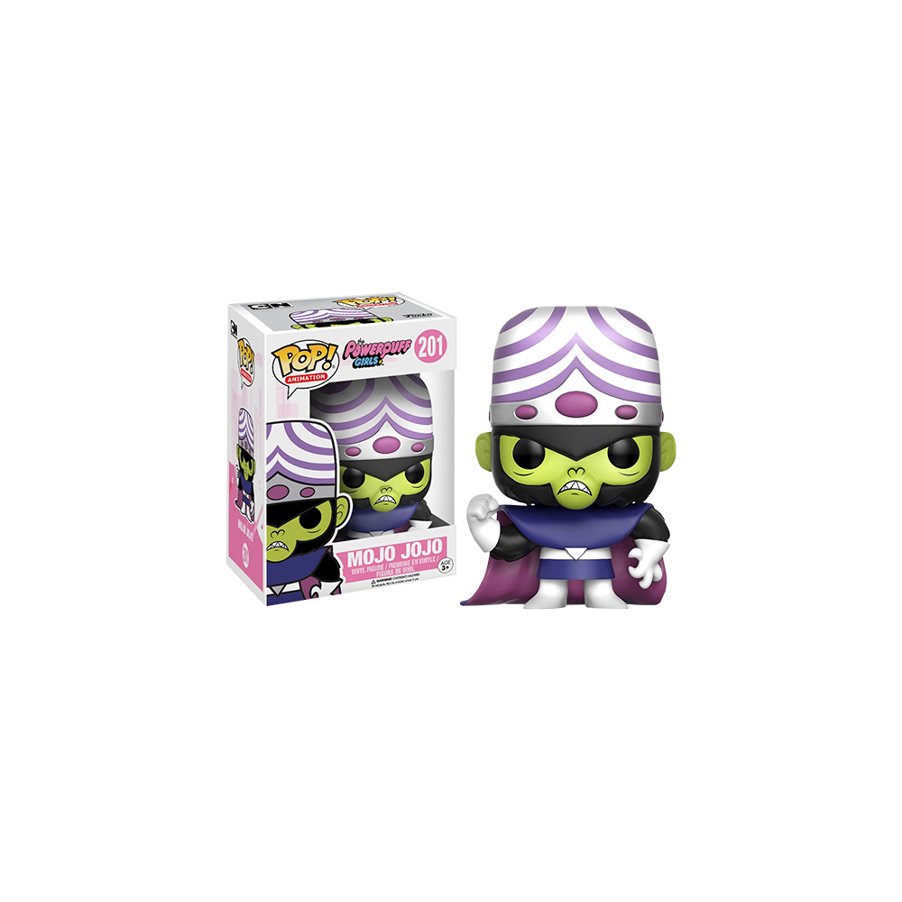 Funko Pop: Powerpuff Girls - Mojo Jojo