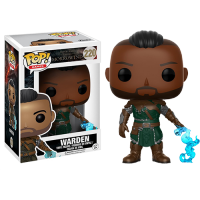 Funko Pop: The Elder Scrolls III Morrowind - Warden