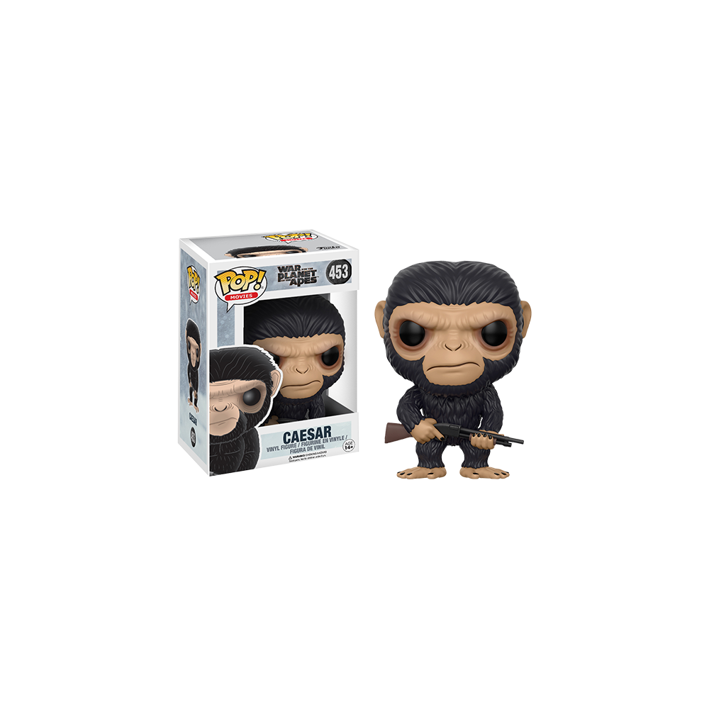 Funko Pop: War For The Planet Of The Apes - Caesar