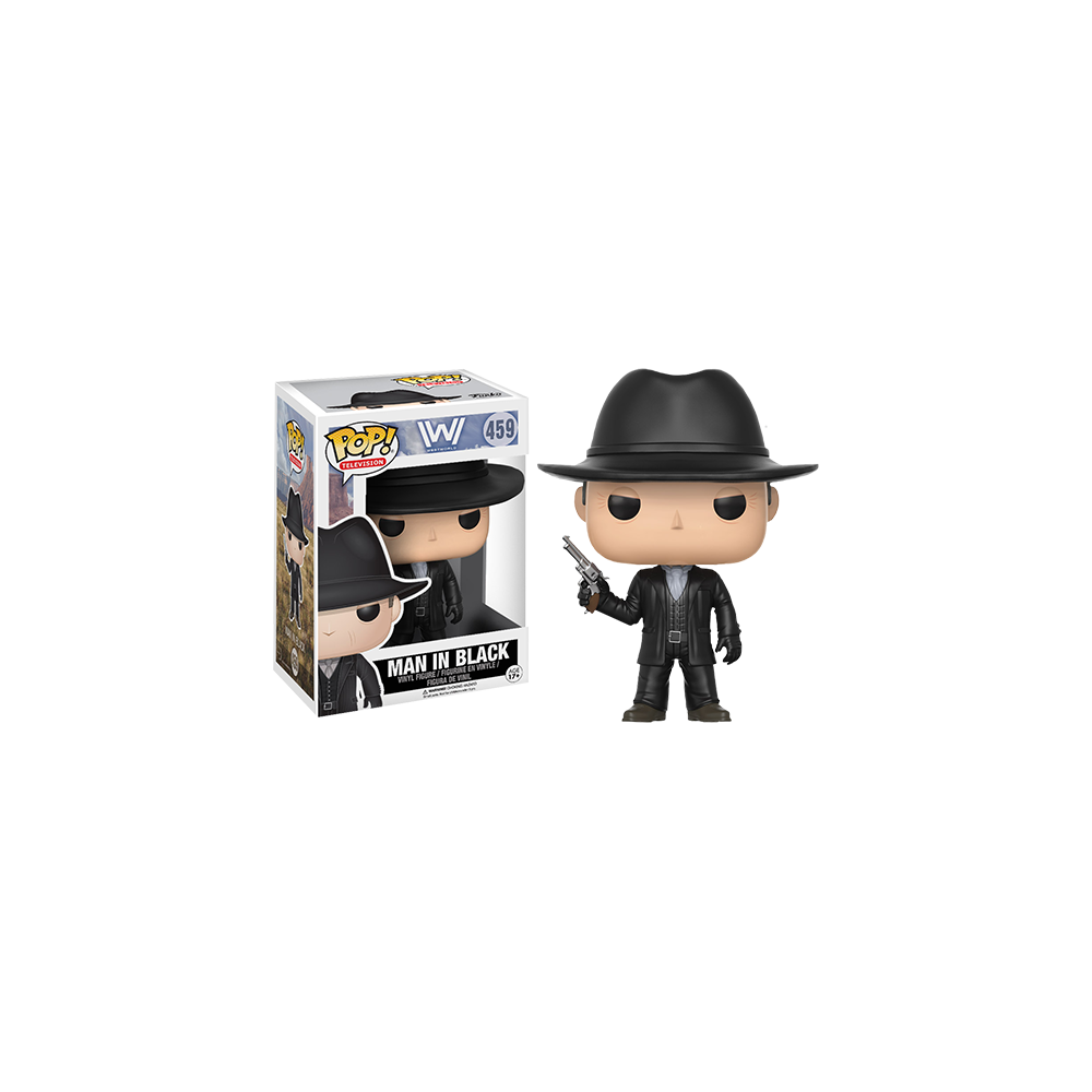 Funko Pop: Westworld - Man In Black