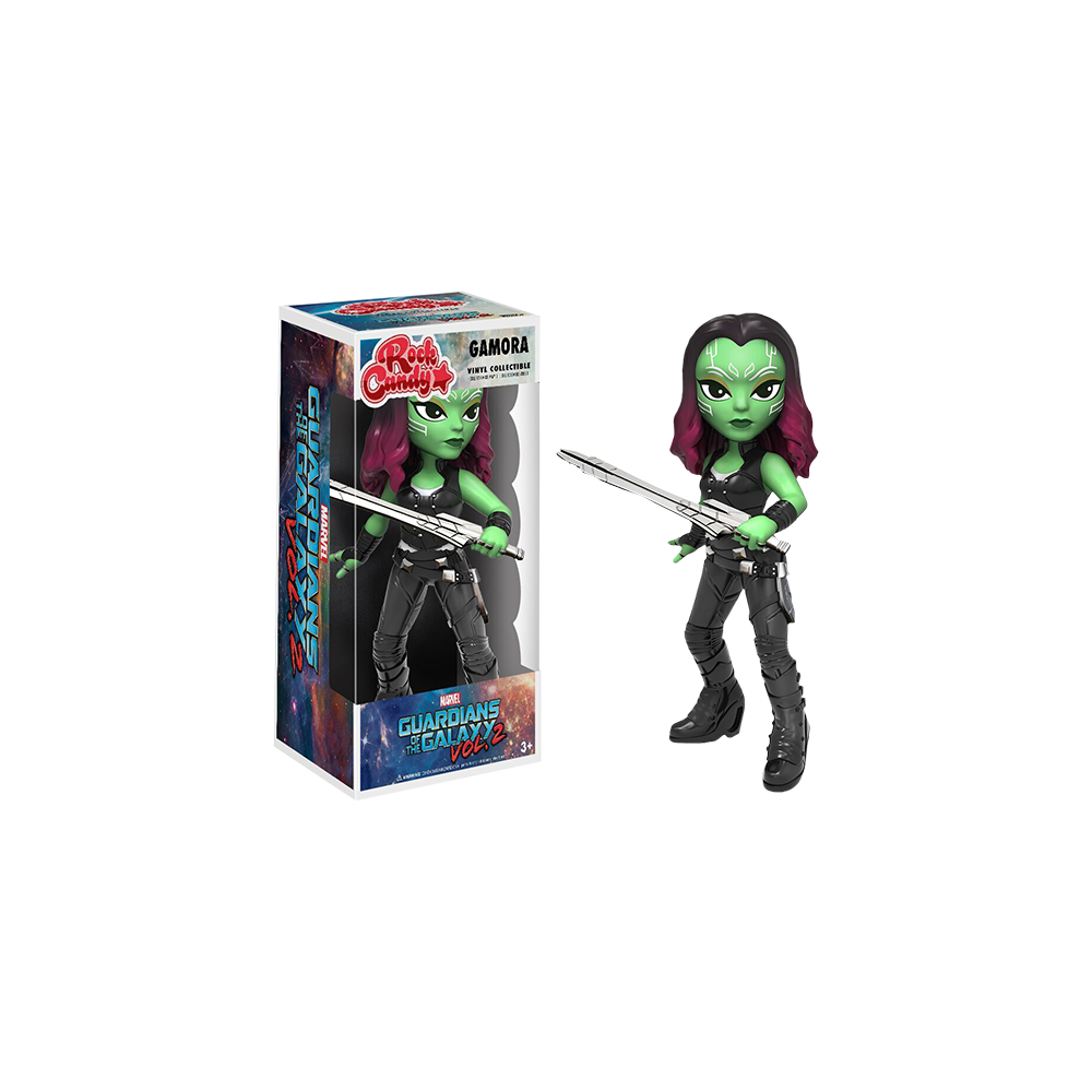Funko Rock Candy - Guardians of the Galaxy vol. 2 - Gamora