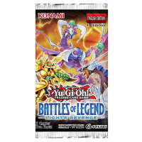 Yu-Gi-Oh!: Battles of Legend - Light's Revenge Booster Pack