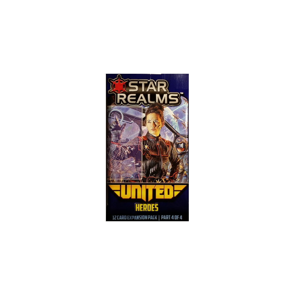 Star Realms: United Heroes
