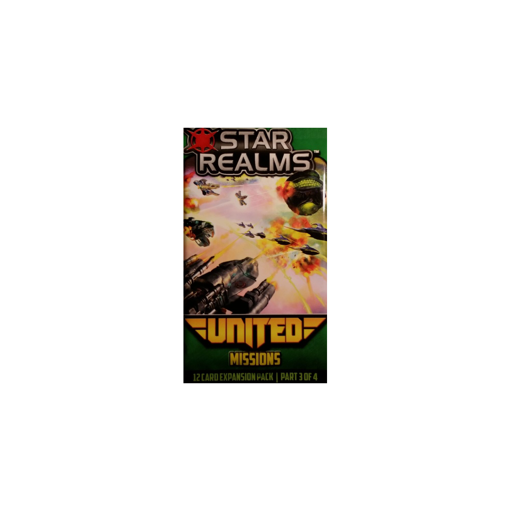 Star Realms: United Missions