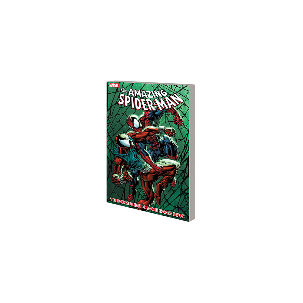 Spider-Man Complete Clone Saga Epic TP Vol 04 New Ptg