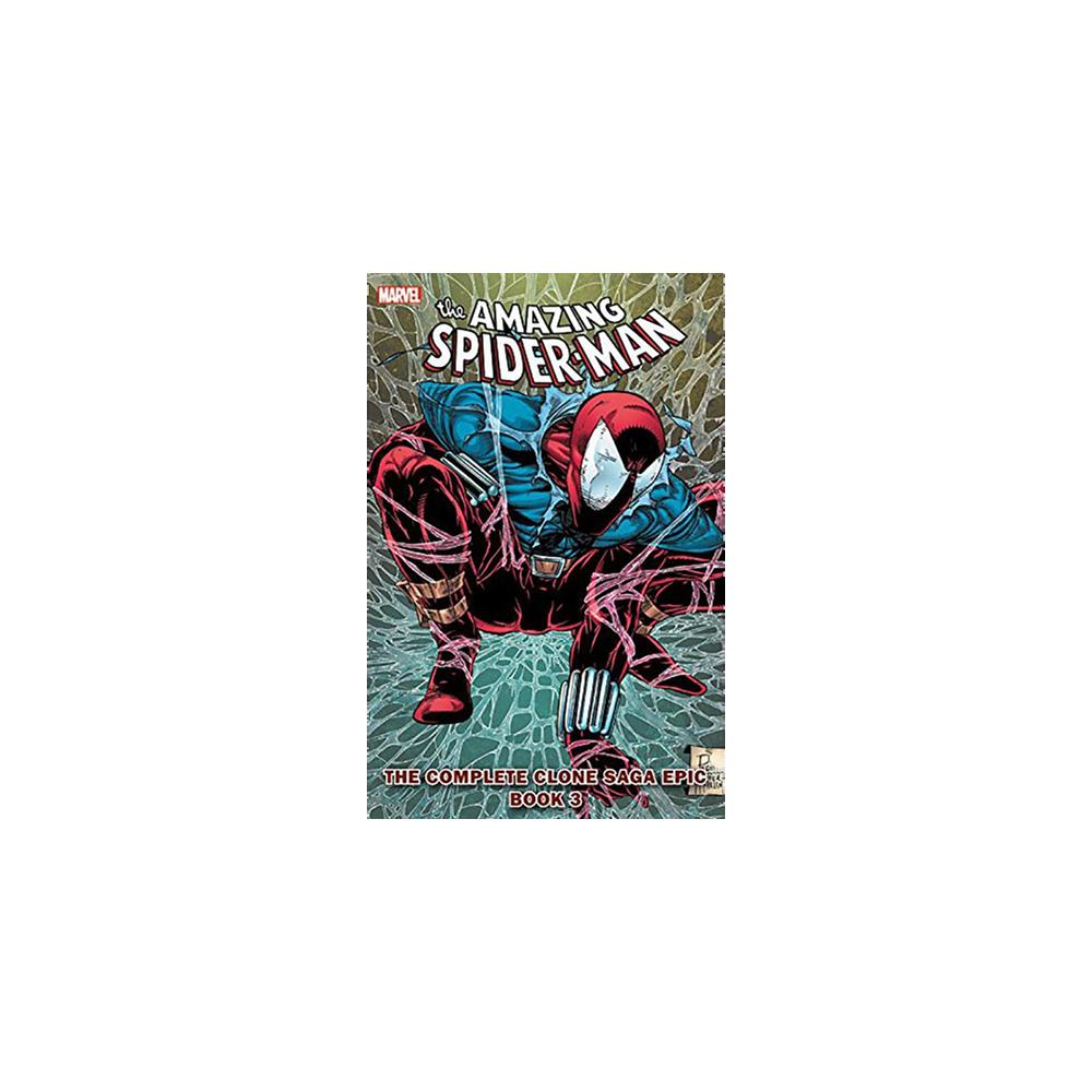 Spider-Man Complete Clone Saga Epic TP Vol 03 New Ptg
