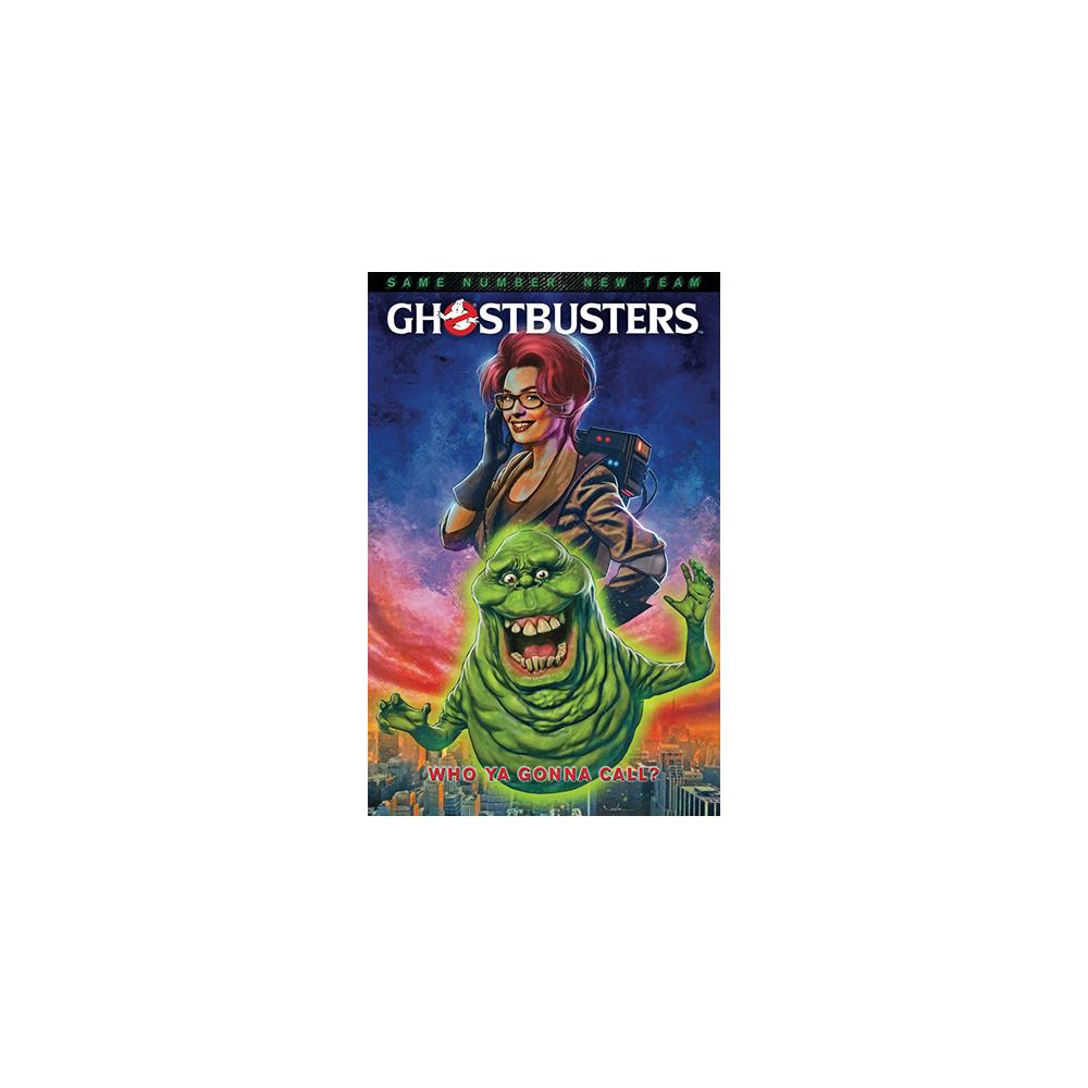 Ghostbusters Who Ya Gonna Call TP