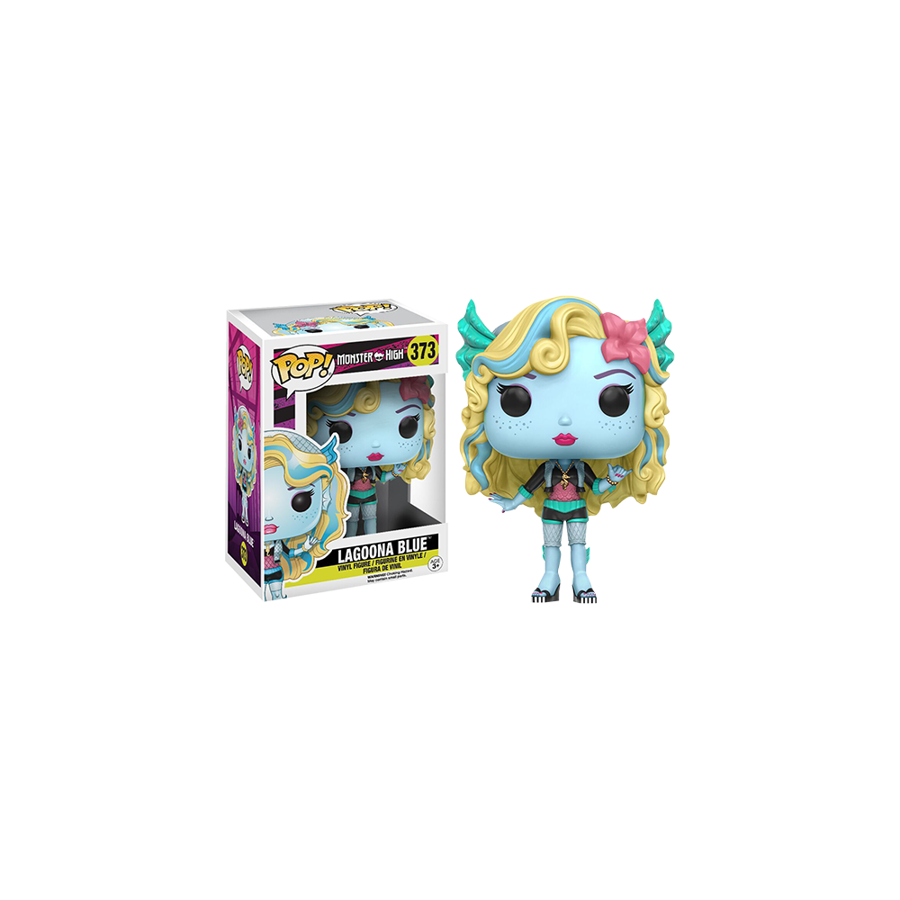 Funko Pop: Monster High - Lagoona Blue