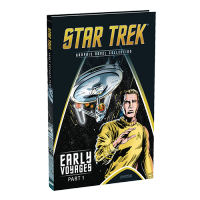 Star Trek GN Coll Vol 9 Early Voyages Part 1