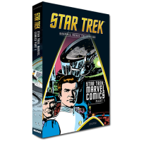 Star Trek GN Coll Vol 13 Marvel Comics Part 1 HC