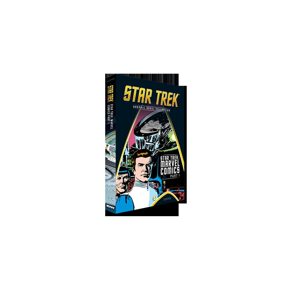 Star Trek GN Coll Vol 13 Marvel Comics Part 1 HC