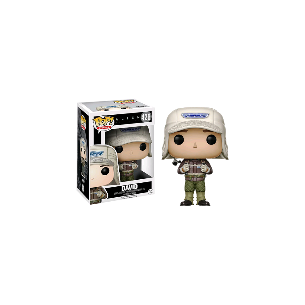 Funko Pop: Alien Covenant - David