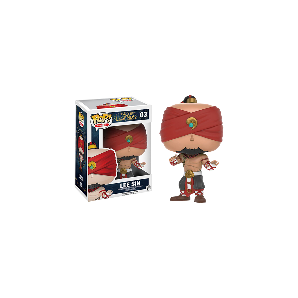Funko Pop: League of Legends - Lee Sin