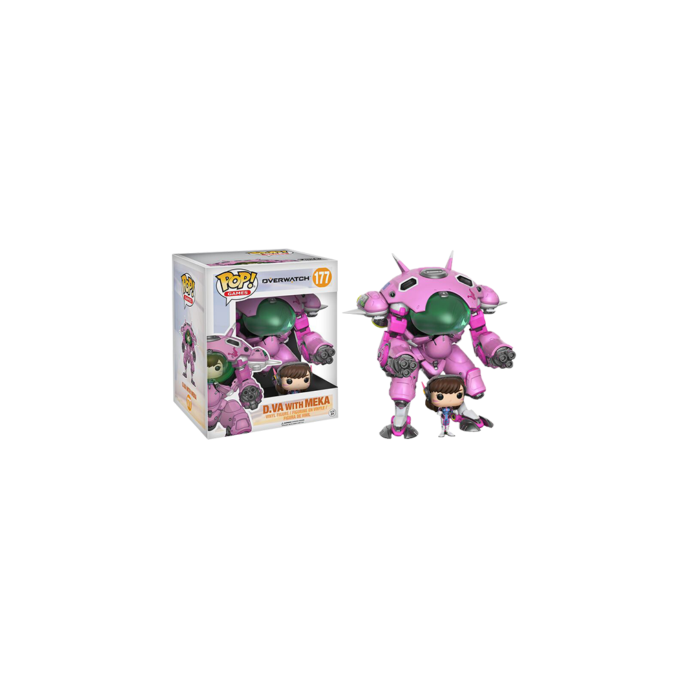 Funko Pop: Overwatch - D. VA with Meca