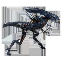 Aliens Ultra Deluxe Action Figure Xenomorph Queen