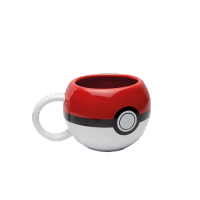 Pokemon Pokeball 3D Shaped Mug